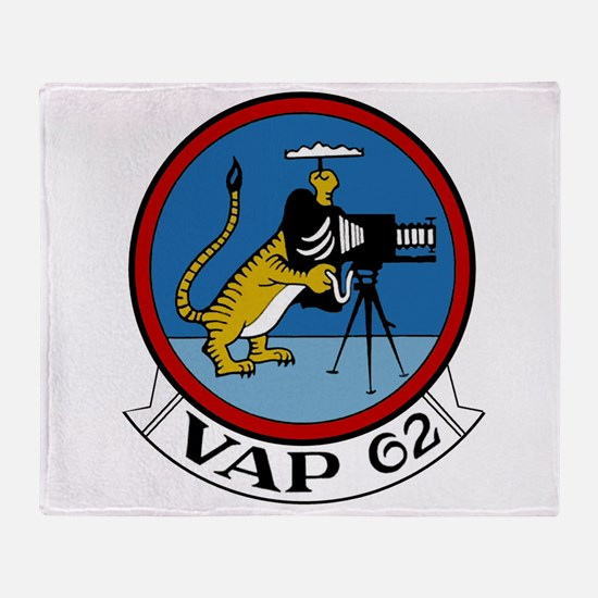 VAP 62 Tigers Throw Blanket