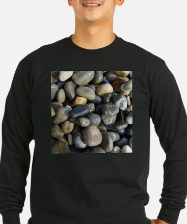 Polished pebbles Long Sleeve T-Shirt