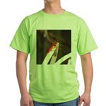 Red Dragonfly Green T-Shirt