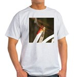 Red Dragonfly Light T-Shirt