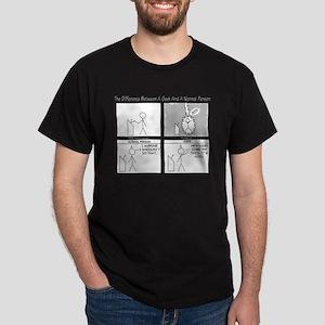 Geek vs Norm. Dark T-Shirt