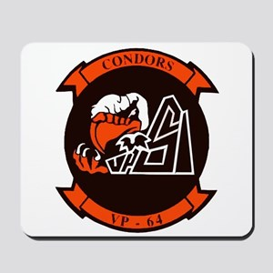 VP 64 Condors Mousepad