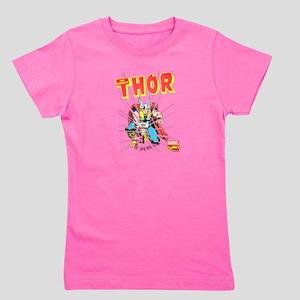 Thor Slam Girl's Tee