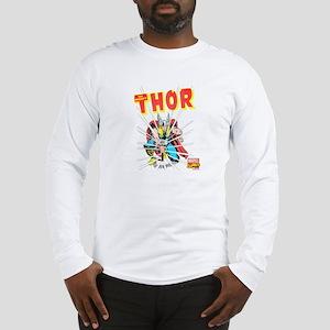 Thor Slam Long Sleeve T-Shirt