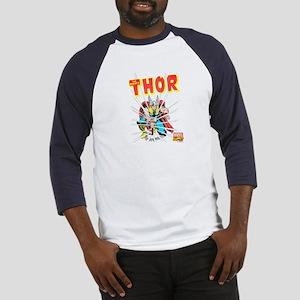 Thor Slam Baseball Jersey