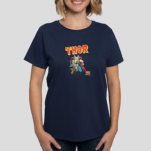 Thor Slam Women's Dark T-Shirt