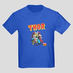 Thor Slam Kids Dark T-Shirt