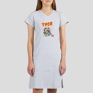 Thor Slam Women's Nightshirt