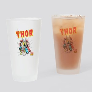 Thor Slam Drinking Glass