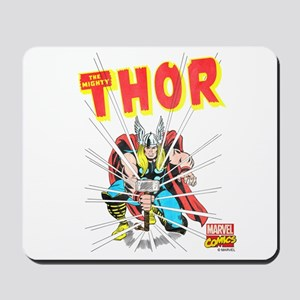 Thor Slam Mousepad