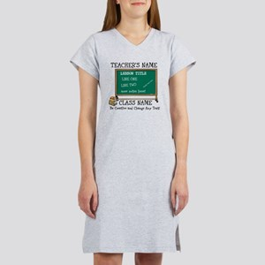 Teacher School Class Personalized T-Shirt