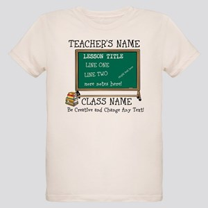Teacher School Class Personalized T-Shirt