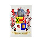 Ferrai Rectangle Magnet (10 pack)