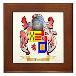 Ferrai Framed Tile