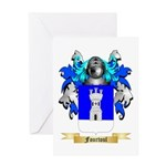 Fourtoul Greeting Card