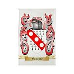 Fouqufe Rectangle Magnet (100 pack)
