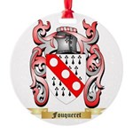 Fouqueret Round Ornament