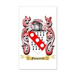 Fouqueret 35x21 Wall Decal