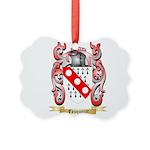 Fouqueret Picture Ornament