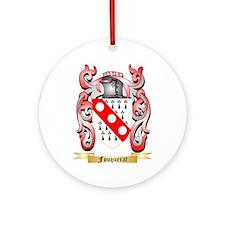 Fouquerat Ornament (Round)