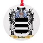 Foulkes Round Ornament