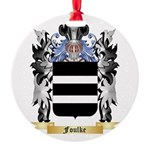 Foulke Round Ornament