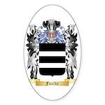 Foulke Sticker (Oval 10 pk)