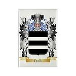 Foulk Rectangle Magnet (100 pack)