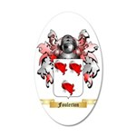 Foulerton 35x21 Oval Wall Decal