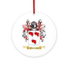 Foulerton Ornament (Round)