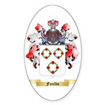 Foulds Sticker (Oval)