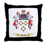 Foulds Throw Pillow