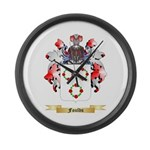 Foulds Large Wall Clock