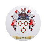 Foulds Ornament (Round)