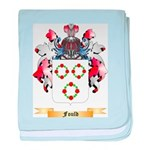 Fould baby blanket
