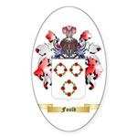 Fould Sticker (Oval 10 pk)