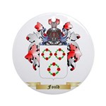Fould Ornament (Round)