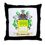 Fouet Throw Pillow