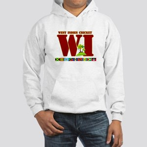 West Indies Cricket Hooded Sweatshirt