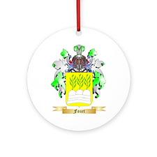 Fouet Ornament (Round)