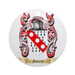 Foucret Ornament (Round)