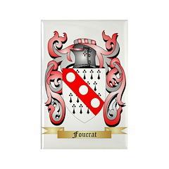 Foucrat Rectangle Magnet (100 pack)
