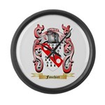 Fouchier Large Wall Clock