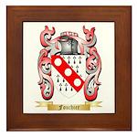Fouchier Framed Tile