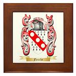 Fouche Framed Tile