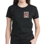 Fouchareau Women's Dark T-Shirt