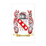 Fouchareau Sticker (Rectangle)