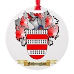 Fothringham Round Ornament