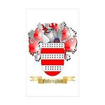 Fothringham Sticker (Rectangle 50 pk)