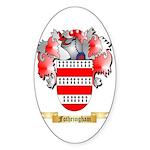 Fothringham Sticker (Oval 50 pk)